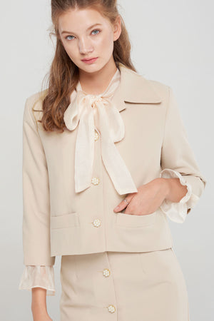 Ellen Button Jacket