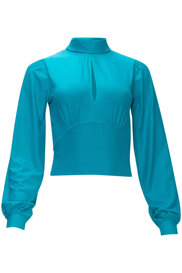 CYNTHIA LEU - BOLDER YOU TURTLENECK TOP - Shop Double Icon