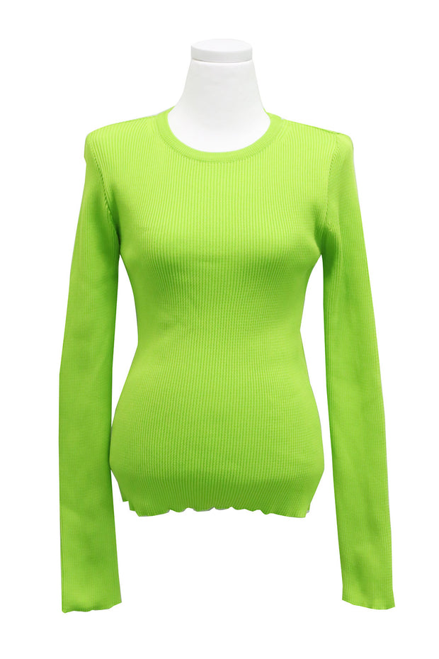 storets.com Brianna Slim Fit Rib-Knit Top