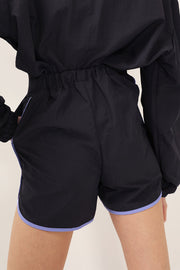 Joy Contrast Trim Running Shorts