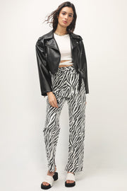 storets.com Gracelyn Cropped Biker Jacket