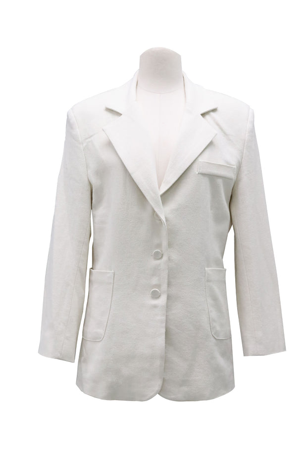 Wella Single Breast Blazer