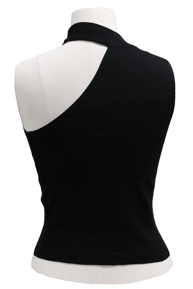 storets.com Alexis One Shoulder Knit Top