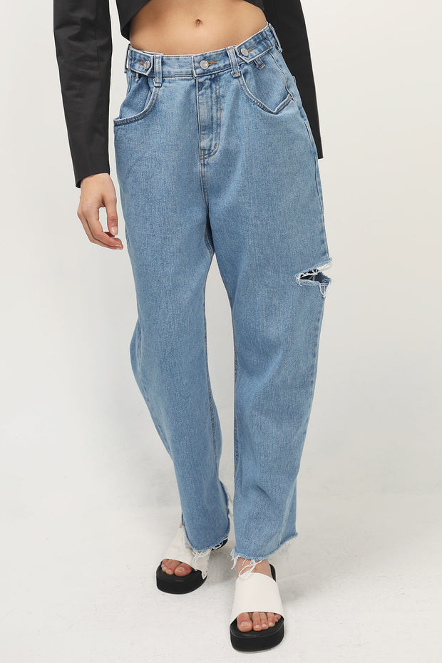 storets.com Makenna Slash Side Jeans