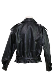 Joelle Pleather Rider Jacket