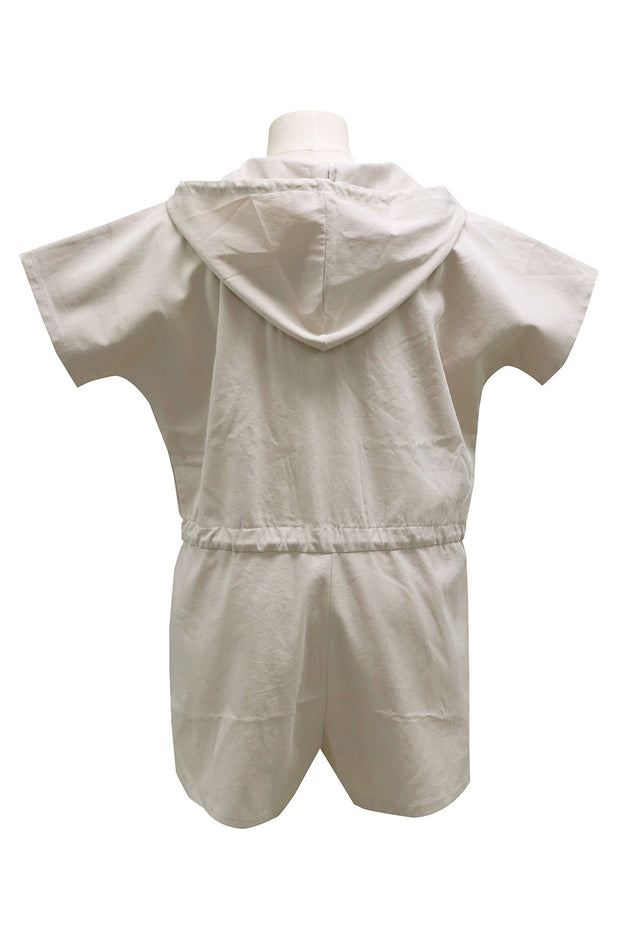 Eden Hooded Romper