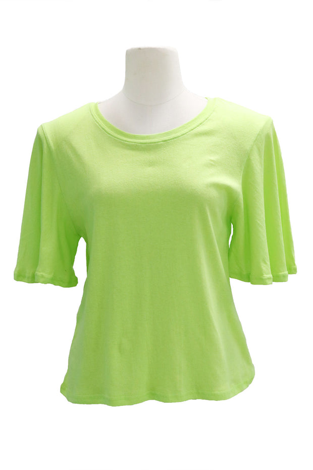 storets.com Leia Shoulder Padded T-shirt