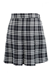 Monica Plaid Tennis Skirt