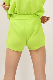 Harper Drawstring Lounge Shorts