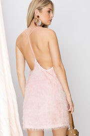 Blair Fuzzy Dress