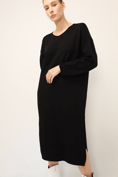 storets.com Ava Knitted Maxi Dress