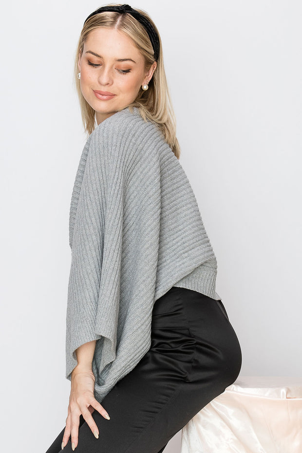 Ava Batwing Sleeve Sweater