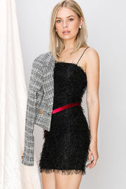 Krista Fuzzy Dress