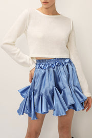 Kayla Knitted Crop Top