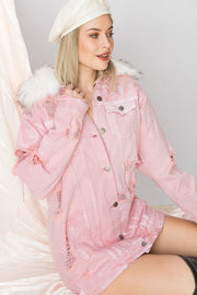 storets.com Tella Oversized Denim Jacket
