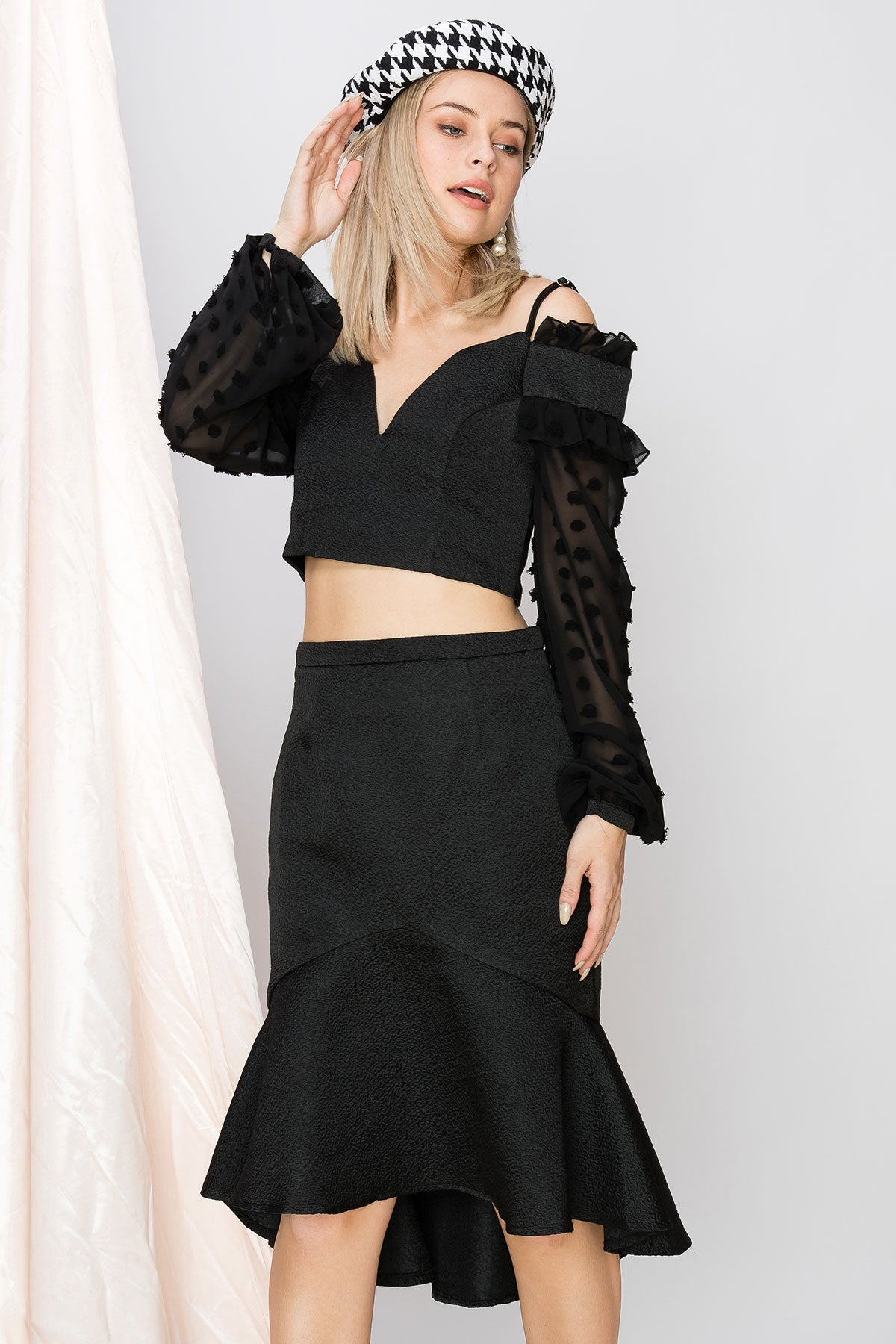 Stacey Top Skirt Set (Pre-Order)
