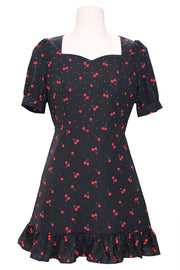 storets.com Delilah Cherry Berry Dress