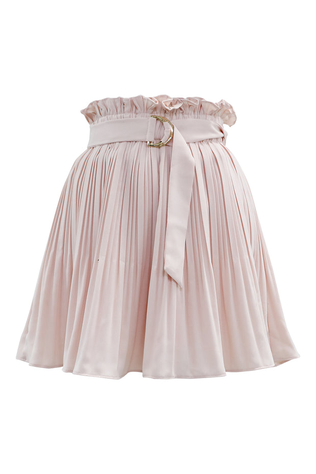 Abigail Floaty Pleated Skirt
