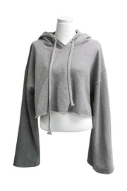 Joy Cropped Sweat Hoodie