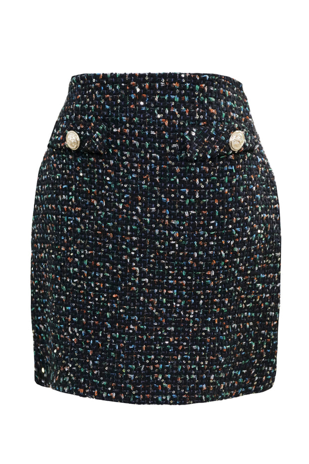 Evelyn Tweed Skirt