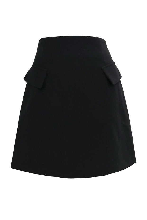 storets.com Nora Flap Pocket Skirt