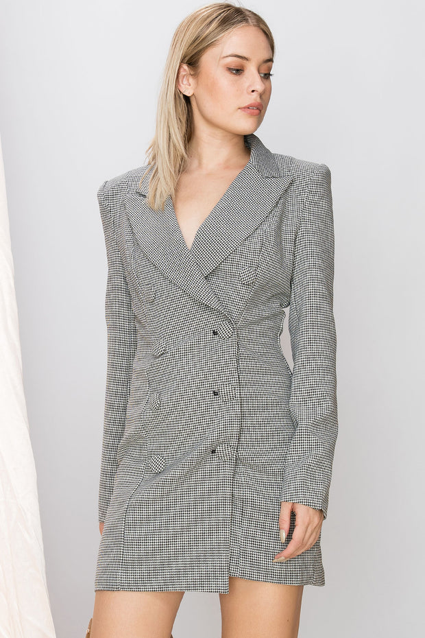 Newbury Blazer Dress
