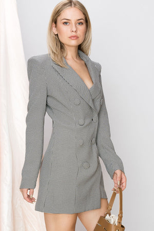 Newbury Blazer Dress (Pre-Order)