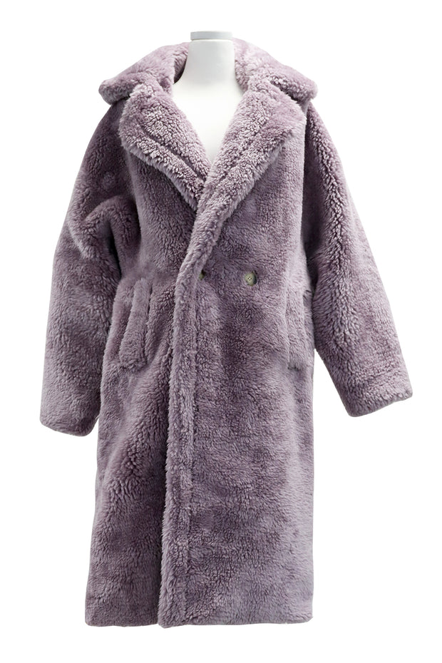 Abby Oversized Teddy Coat