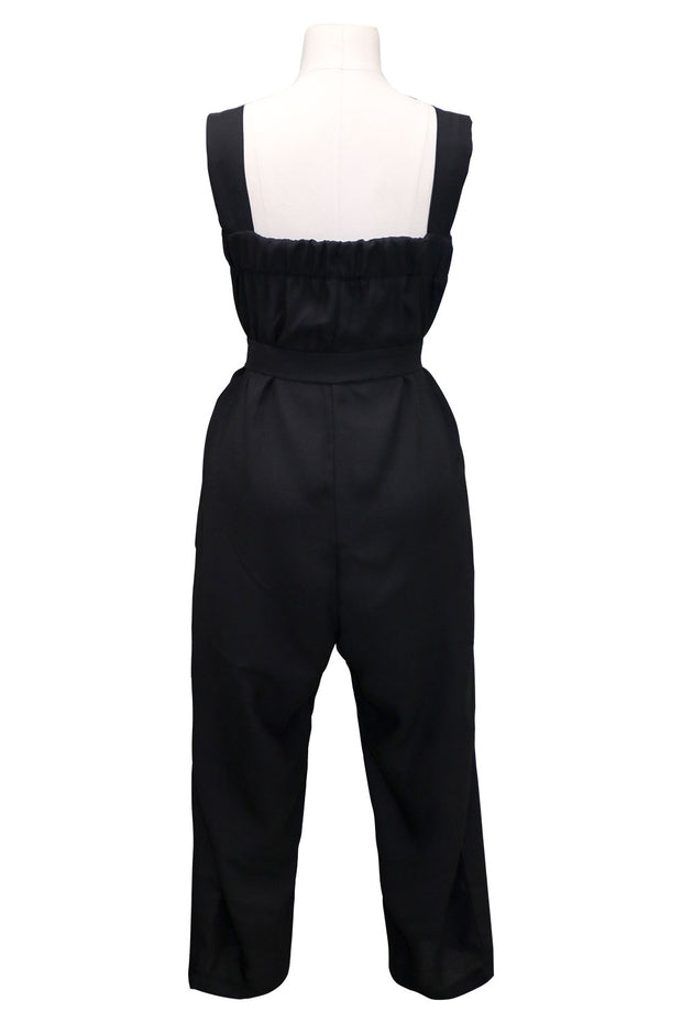 Dakota Smocked Wide Leg Jumpsuit