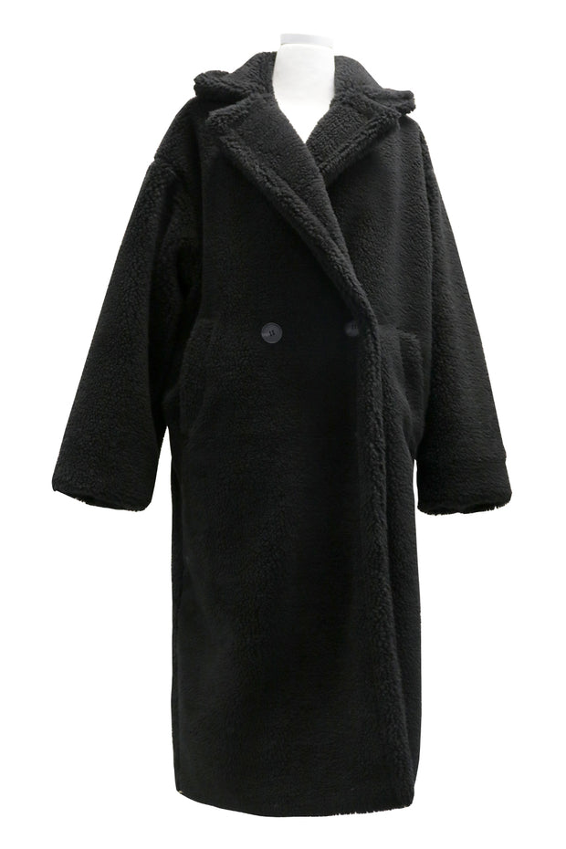 Lucy Oversized Teddy Coat