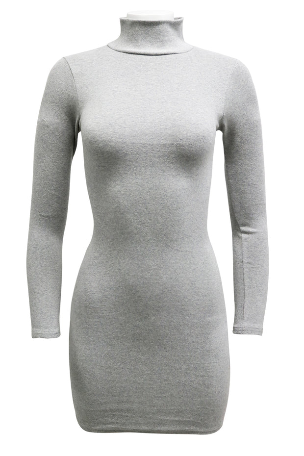 Whitney Turtleneck Bodycon Dress