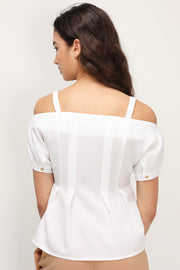storets.com Anais Off-the-shoulder Blouse