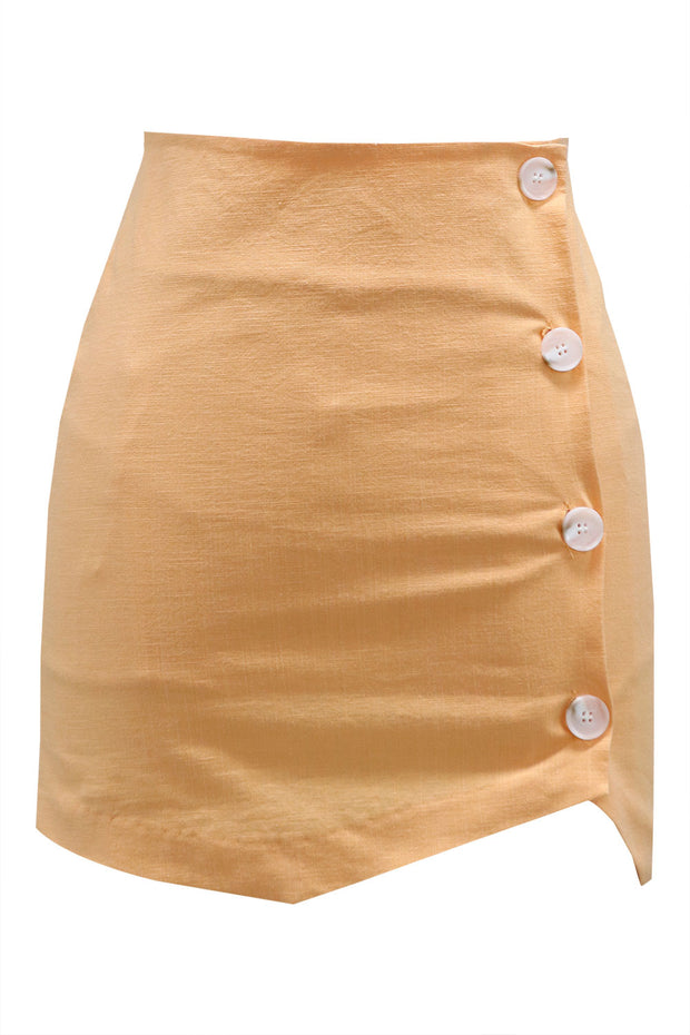 Callie Button-Up Skirt