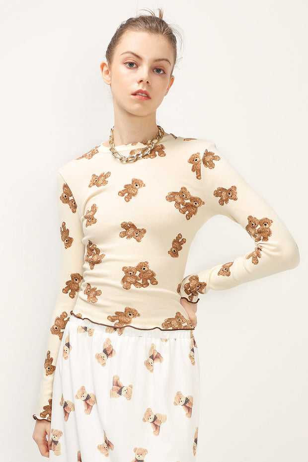 storets.com Brooklyn Teddy Crop Top