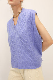 storets.com Esther Cable Knit Vest