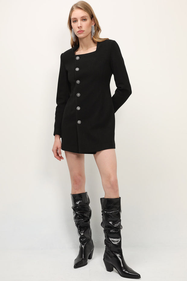 storets.com Lisa Button Down Dress