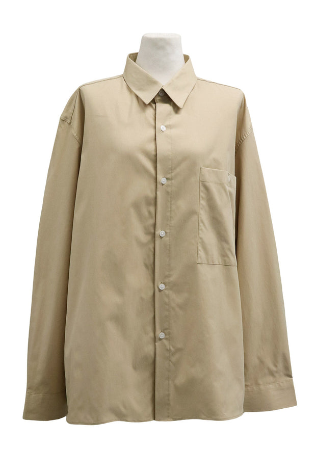 storets.com Avery Oversized Button Down Shirt