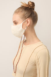 storets.com Face Mask Acrylic-Chain Holder