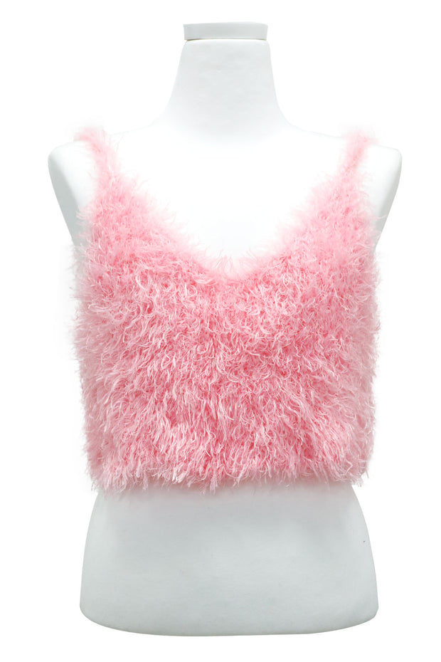 Esther Furry Bustier