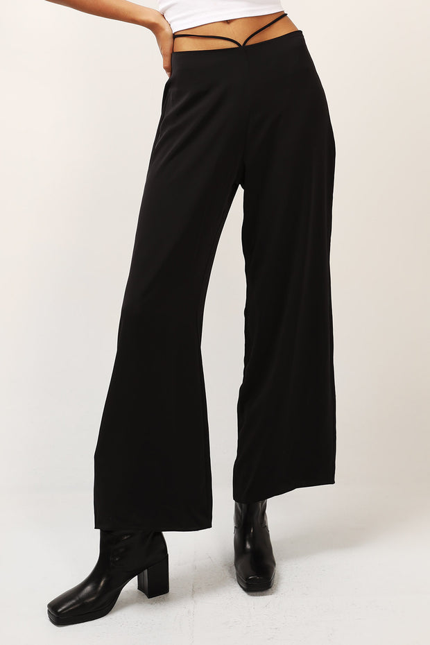 storets.com Kayla String Around Waist Pants