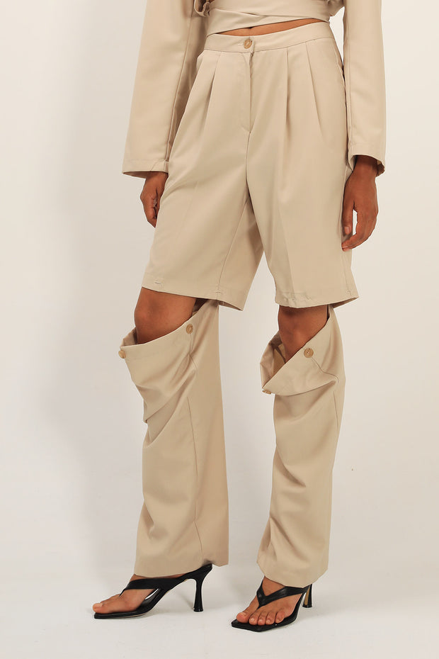 Celine Two-Way Pants