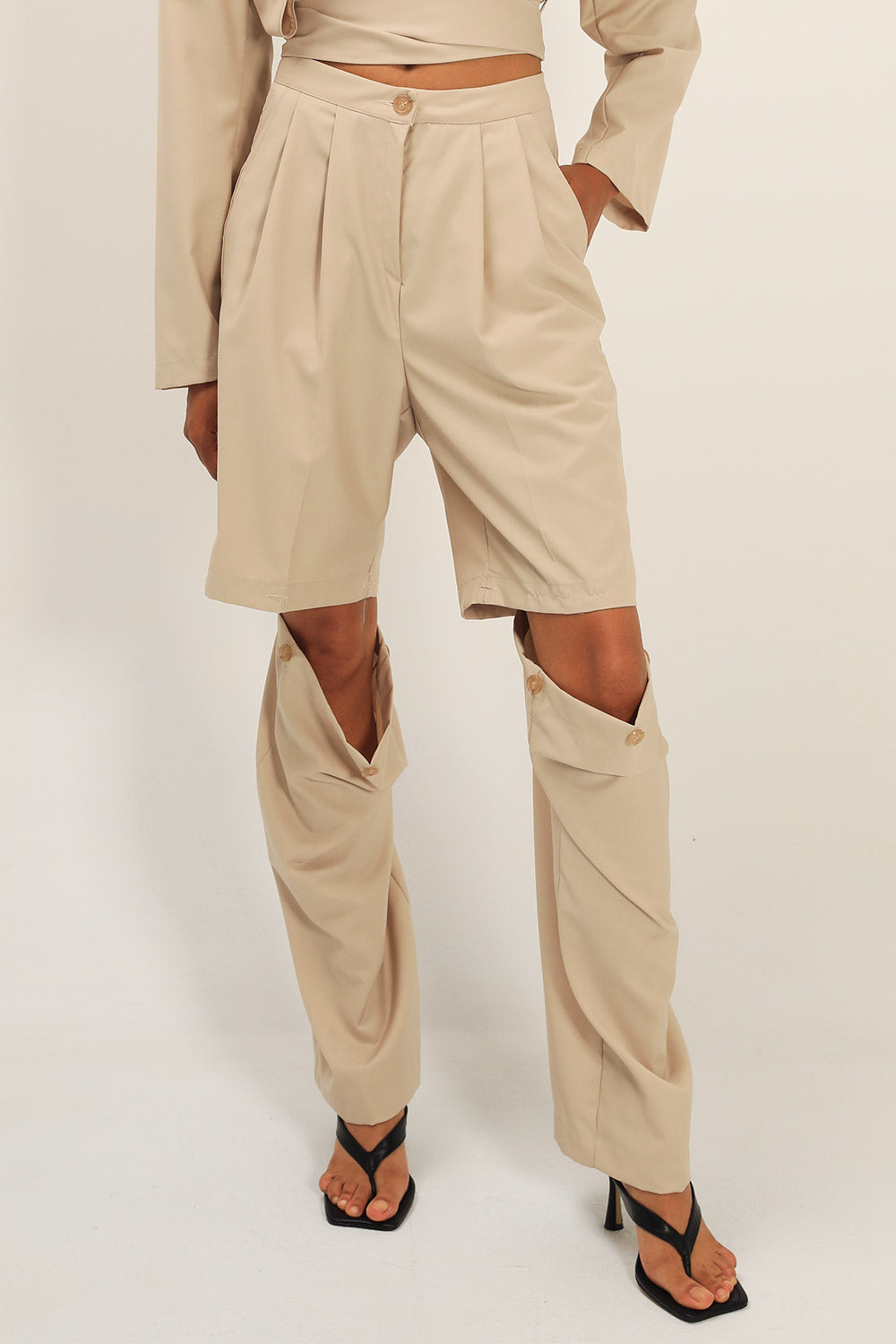 storets.com Celine Two-Way Pants