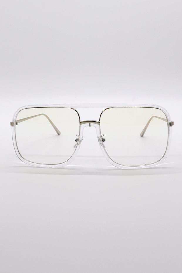 Retro Frame Glassess