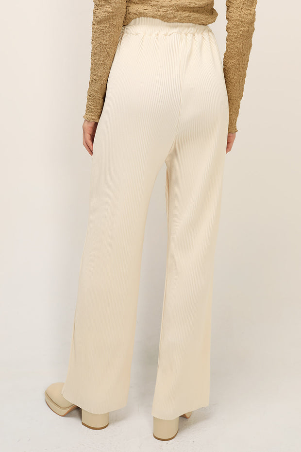 storets.com Arianna Wide Leg Pleated Pants