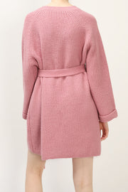 storets.com Joyce Belted Knit Dress