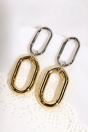 storets.com Link Hoop Earrings