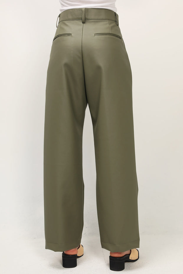 storets.com Brinley Pleather Wide Leg Pants