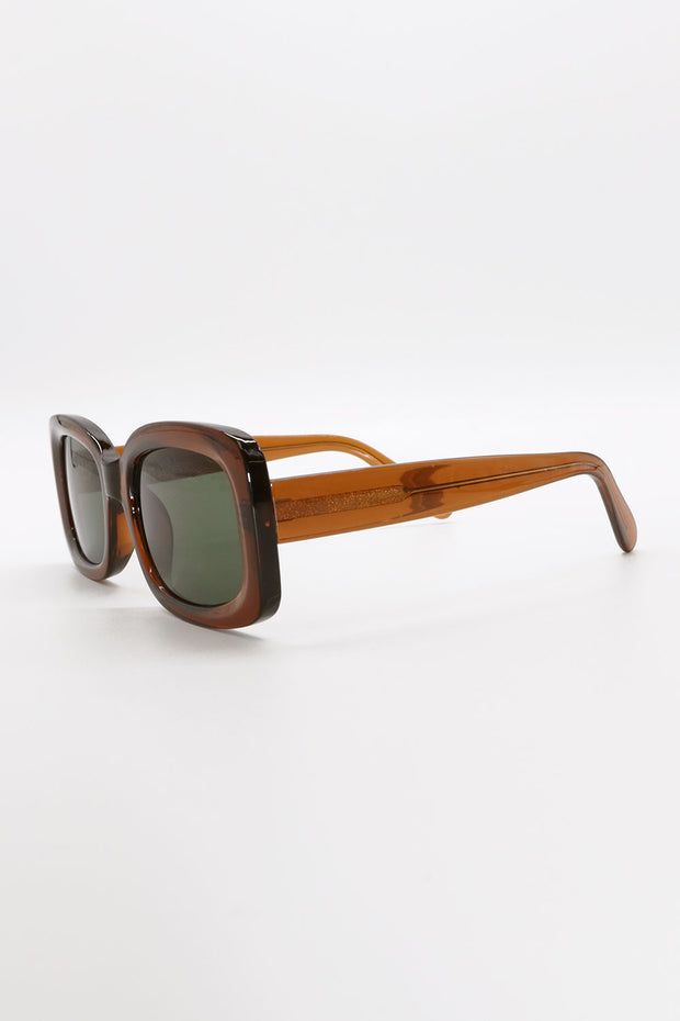 storets.com Rectangle Frame Sunglasses