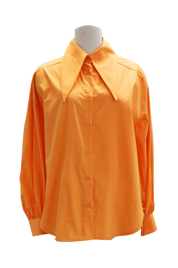 Vera Point Collar Shirt