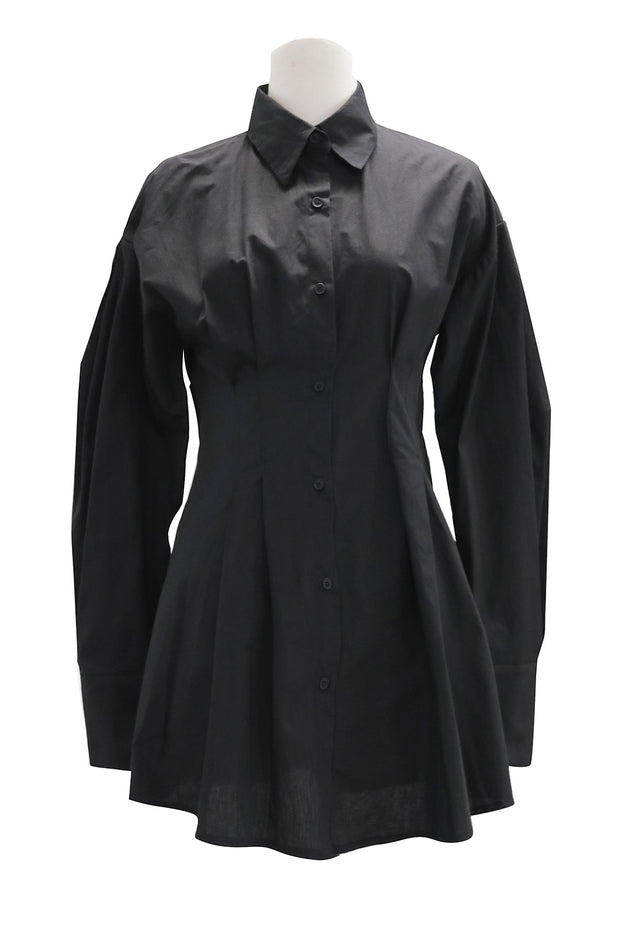 storets.com Blair Pintuck Shirt Dress